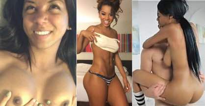 NEW PORN: Brittany Renner Nude & Sex Tape! | AzCeleb